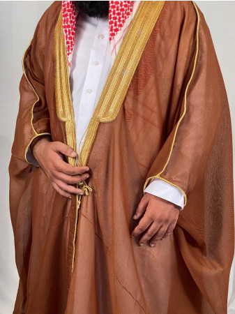 Golden Brown Bisht