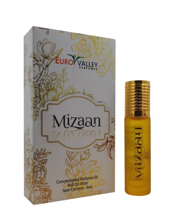 Eurovalley Floral Attar Mizaan 8ml