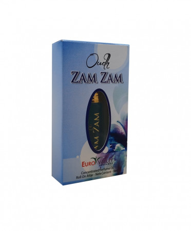 Eurovalley Floral Attar Oudh Zam Zam 8ml