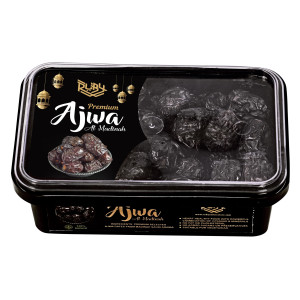 500gm Ajwa Al Madinah Premium Dates