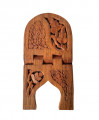 13 Inch Wooden Folding Quran Stand / Rehal